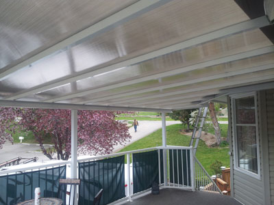 Non Insulated Patio Covers