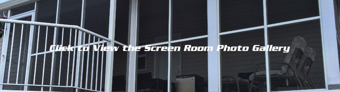 A Kelowna Screen Room