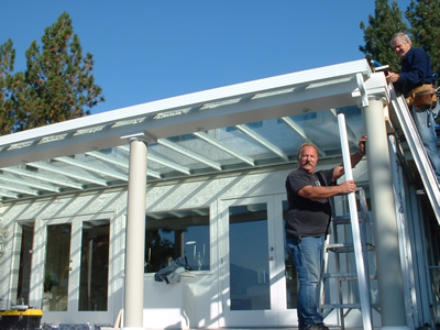 Wind Walls Tropicana Sunrooms Amp Patio Covers Ltd
