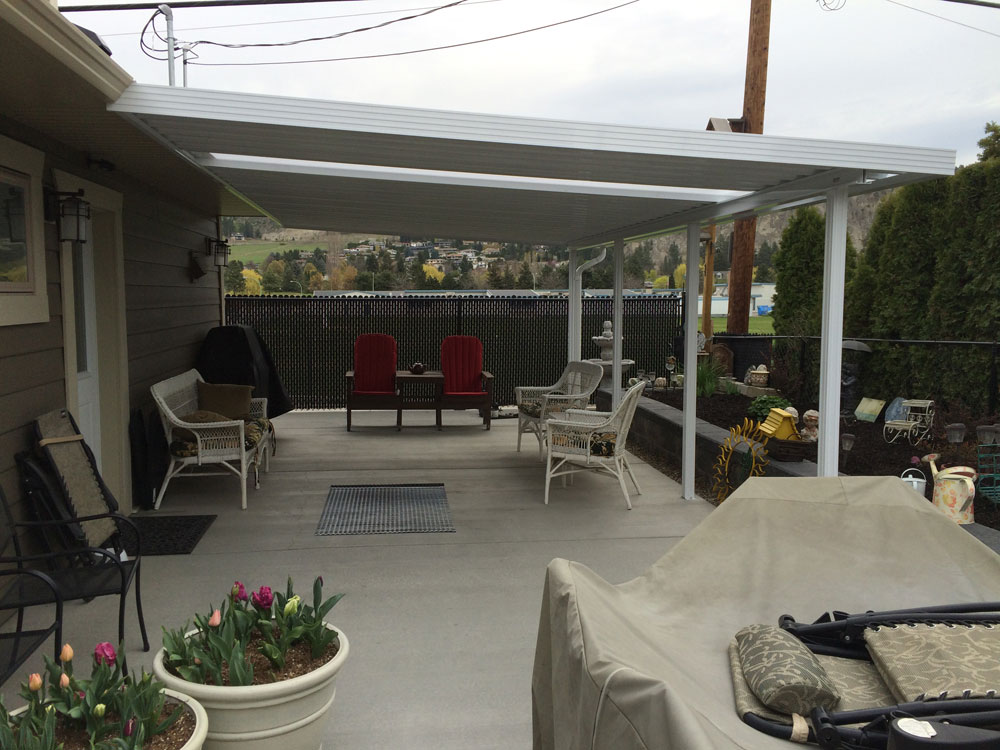 Large Deck Cover All Gl Patio