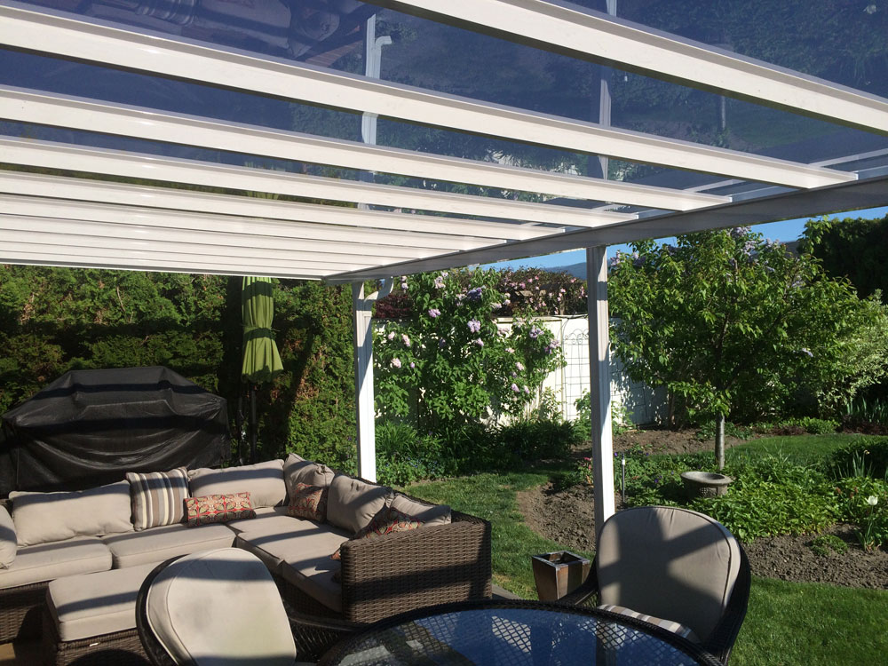Kelowna Patio Covers And Deck Covers Tropicana Sunrooms Patio