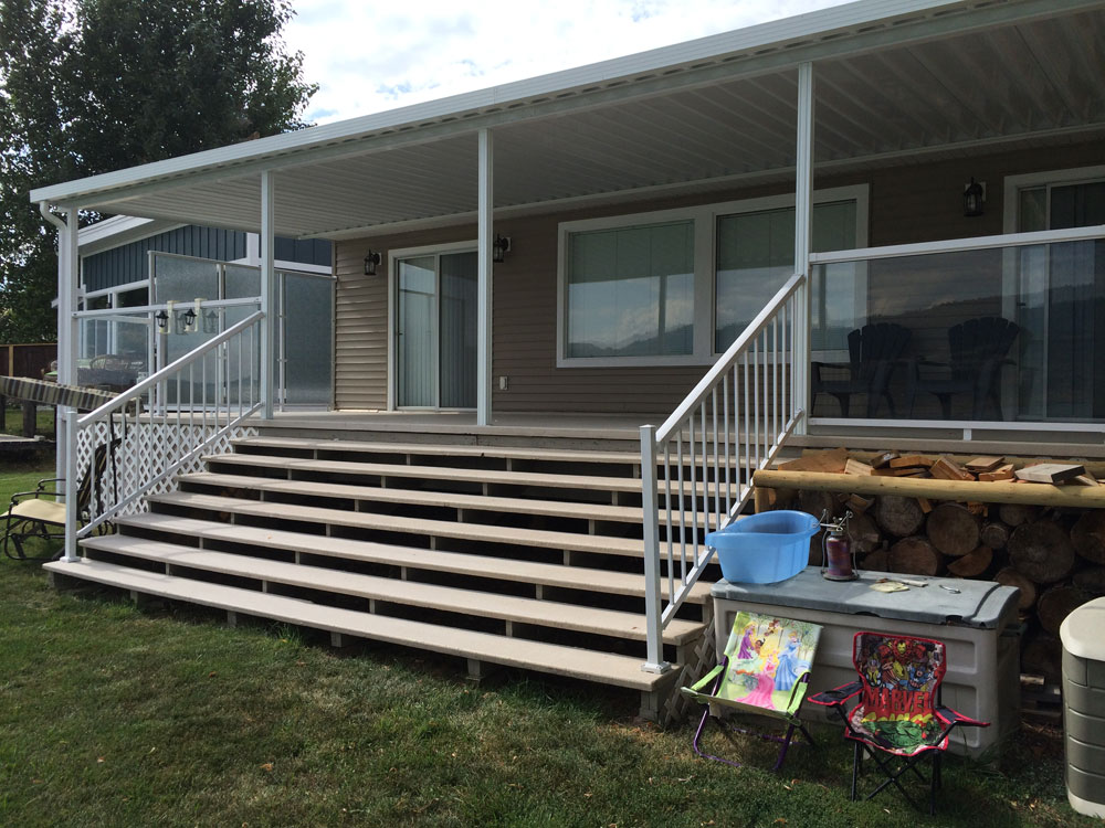 Kelowna Patio Covers and Deck Covers | Tropicana Sunrooms ...